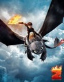 How To Train Your Dragon 2 - how-to-train-your-dragon photo