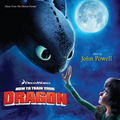 How To Train Your Dragon Soundtrack CD Covers - how-to-train-your-dragon photo