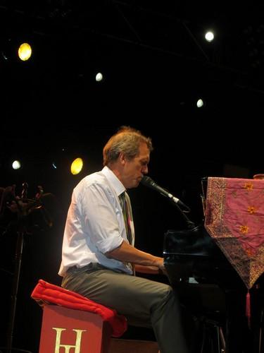 Hugh Laurie - live on Sunset -Zurich 14.07.2013