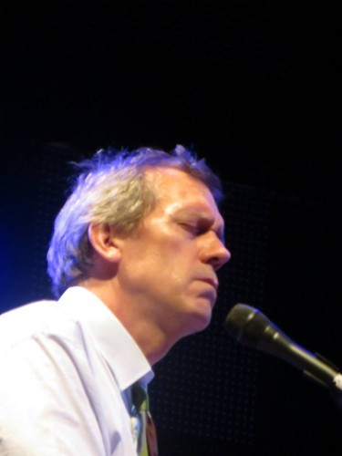 Hugh Laurie - live on Sunset -Zurich 14.07.2013