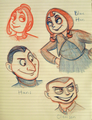Some Villains - penguins-of-madagascar fan art