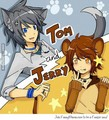 Human Tom And Jerry - tom-and-jerry fan art