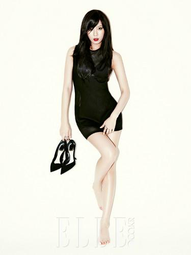 hyuna - ELLE Magazine
