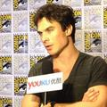 Ian at Comic Con 2013