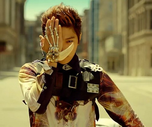 Infinite - Destiny M/V screencaps