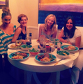 Instagram pics from Candice's weekend with friends - candice-accola photo