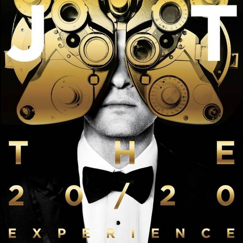 JT (The 20/20 Experience part 2) Art Cover
