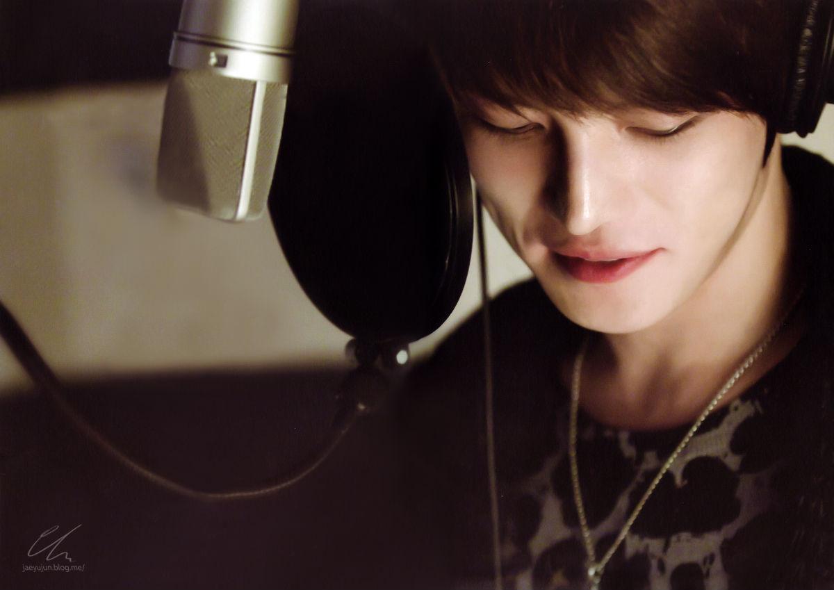 "Jaejoong's Mini-Album ""Y"" Photobook Photos!"