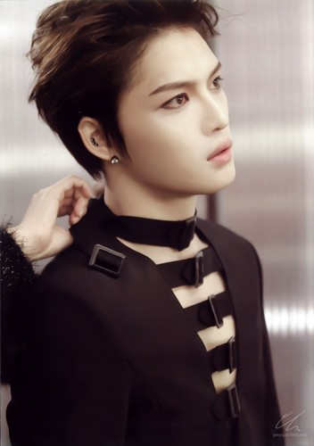 "Hero Jae Joong Обои probably with a well dressed person and a portrait called Jaejoong's Mini-Album ""Y"" Photobook Photos!"