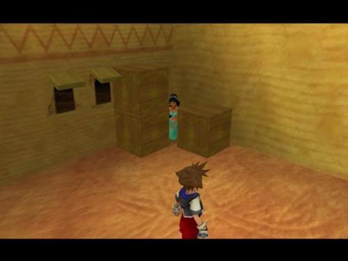 ジャスミン In Kingdom Hearts