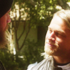 "Jackson ""JAX"" Teller bức ảnh probably with a portrait entitled Jax teller"