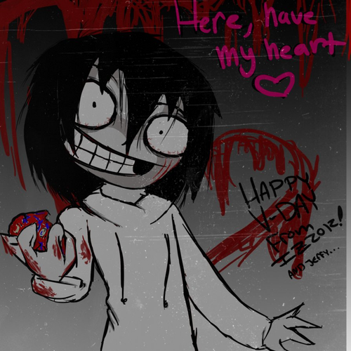 Jeff the killer hình nền with anime titled Jeff The Killer