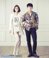 Jinwoon & Ko Joon-Hee - we-got-married photo
