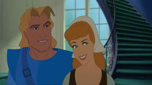 John Smith and cenicienta