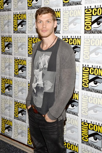 Joseph morgan at Comic Con 2013 - The Originals Panel