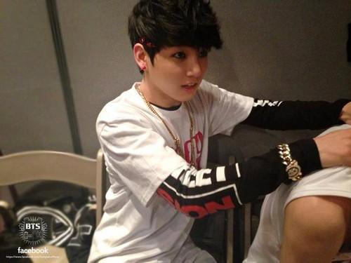 ЧонГук (BTS) Обои called Jungkook