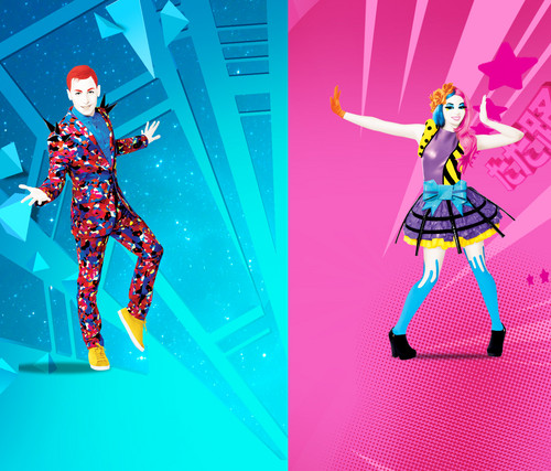 Just Dance 2014 (Background)