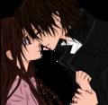 Kaname & Yuuki - vampire-knight photo