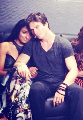 Kat and Ian