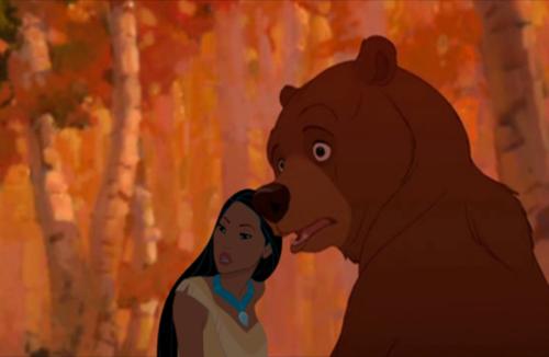 Kenai and Pocahontas