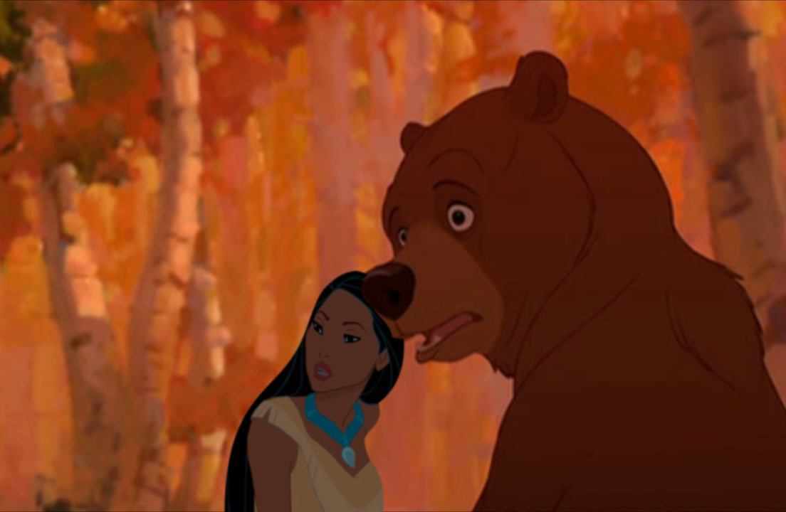 an analysis of the depiction of native americans in pocahontas by disney Jennifer's new historic/cultural analysis of pocahontas the depiction of pocahontas is very much shaped by the predominately anglo native americans.