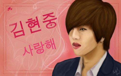 Kim Hyun Joong Saranghae!