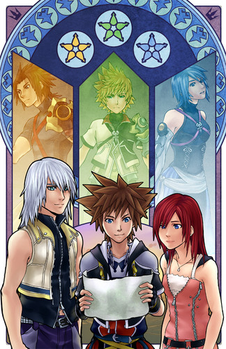 Kingdom Hearts!<3