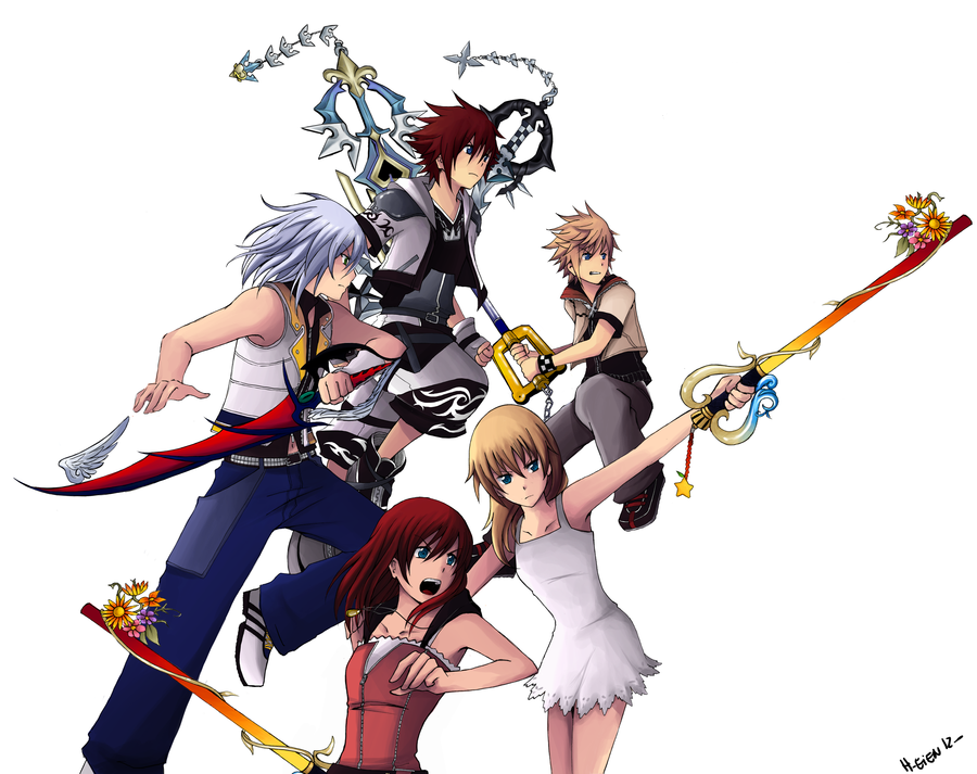 kingdom hearts images - photo #25