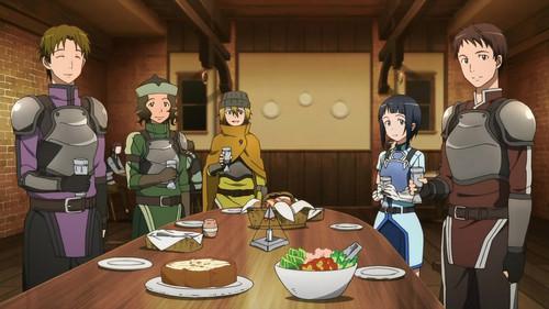 Kirito's first guild