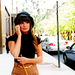 Lea as Rachel in The New Rachel - lea-michele icon
