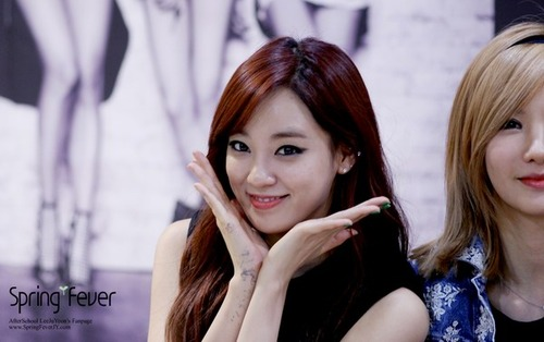 Lee Joo Yeon (After School) - First প্রণয় অনুরাগী Signing Event Pics