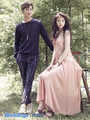 Lee Taemin & Son Na-eun - we-got-married photo