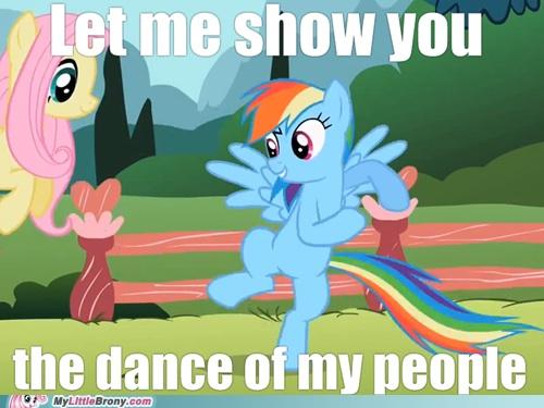 Let me tunjuk ya da dance
