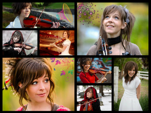 Lindsey Stirling Collage