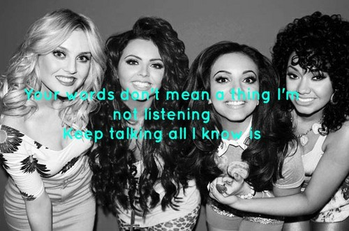 "Little Mix ""Wings"""