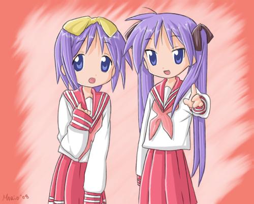 Lucky Twins!!