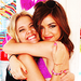 Lucy Hale & Ashley Benson - lucy-hale-and-ashley-benson icon