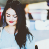 Lucy Hale photo with a portrait called Lucy Icons <33