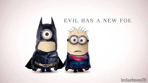 MINIONS - batman Photo