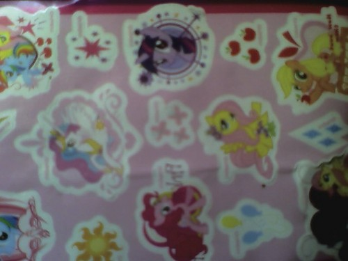 MLP Stickers