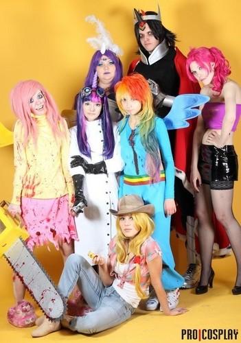 MLP cosplays