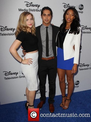 Maddie Hasson, Avan Jogia and Kylie Bunbury