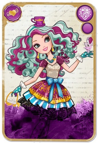 Ever After High wallpaper with Anime titled Maddie