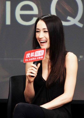 Maggie Q airborne Sohu awarded the タイトル of Ambassador drama