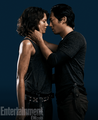 Maggie and Glenn Season 4 Promo fotografia