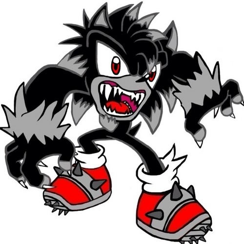 Maniac The Werehog