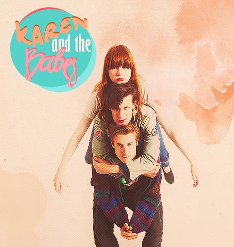 Matt, Kaz and Arthur! :D