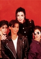 Michael And The Casio Boys - michael-jackson photo