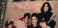 Michael And The Casio Family - michael-jackson photo