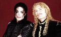 Michael and Brett - michael-jackson photo